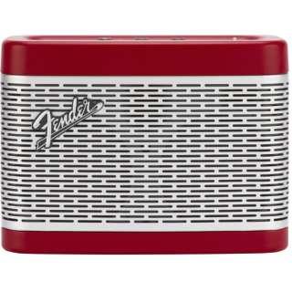 NEWPORT-RED ブルートゥース スピーカー Dakota Red [Bluetooth対応]