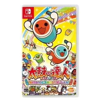 太鼓の達人 Nintendo Switchば~じょん! 【Switch】