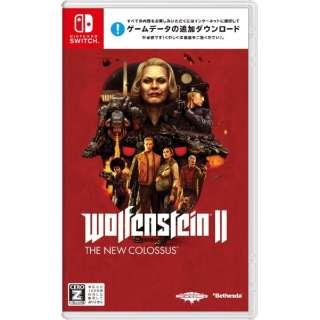 Wolfenstein II: The New Colossus 【Switch】