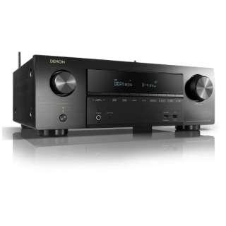 AVR-X1500H AVアンプ ブラック [ハイレゾ対応 /Bluetooth対応 /Wi-Fi対応 /ワイドFM対応 /5.1.2ch /DolbyAtmos対応]