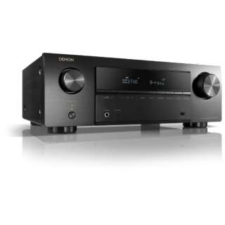 5.2ch AVサラウンドレシーバー AVR-X550BT K ブラック [Bluetooth対応 /ワイドFM対応]