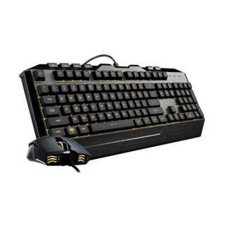 SGB-3000-KKMF1-JP キーボード・マウス ブラック [USB /有線]