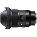 カメラレンズ 24mm F1.4 DG HSM Art ブラック [ソニーE /単焦点レンズ]
