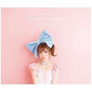 内田彩/ AYA UCHIDA Complete Box ~50 Songs~ 通常盤 【CD】