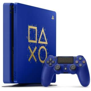 PlayStation 4 (プレイステーション4) Days of Play Limited Edition [ゲーム機本体]CUH-2100ABZN
