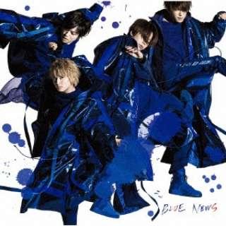 NEWS/ BLUE 初回盤B 【CD】