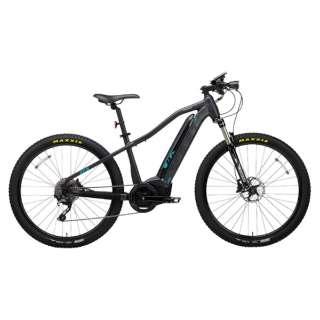 【eバイク】 【単品購入時メーカー直送】27.5型 電動アシスト自転車 XM1(マットチャコールブラック/外装10段変速) BE-EXM240B2【2018年モデル】 【組立商品につき返品不可】