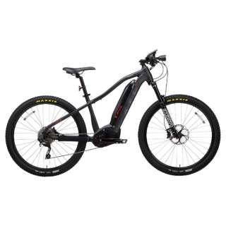【eバイク】 【単品購入時メーカー直送】27.5型 電動アシスト自転車 XM2(マットチャコールブラック/20段変速) BE-EWM40B【2018年モデル】 【組立商品につき返品不可】