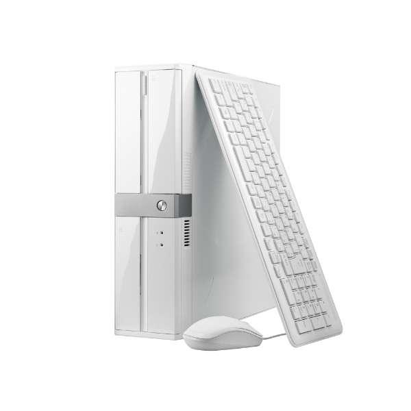 BC-SI81M8S1H1 デスクトップパソコン [モニター無し /HDD:1TB /SSD:120GB /メモリ:8GB]