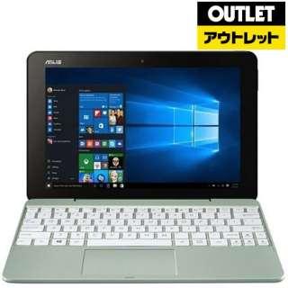 【アウトレット品】 10.1型ノートPC[ Win10 Home・Intel Atom x5・eMMC 64GB・メモリ 4GB] TransBook R105HAGR060T 【生産完了品】