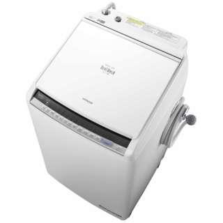 BW-DV80C 縦型洗濯乾燥機 ビートウォッシュ ホワイト [洗濯8.0kg /乾燥4.5kg /ヒーター乾燥 /上開き]