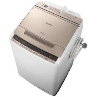 BW-V90C 全自動洗濯機 ビートウォッシュ シャンパン [洗濯9.0kg /乾燥機能無 /上開き]