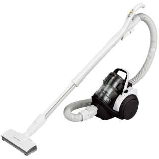 MC-SR26J サイクロン式掃除機 プチサイクロン ホワイト [サイクロン式]