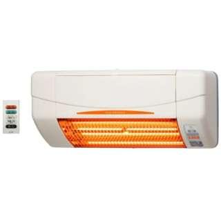 【要事前見積り】 涼風暖房機(100V 脱衣室・トイレ・小部屋用 非防水仕様) SDG-1200GSM
