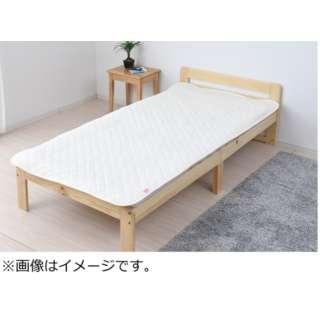 【敷パッド】消臭ソムリエ シングルサイズ(100×205cm/アイボリー)