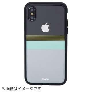 iPhone X用 CBONDIR CLEAR COAT 276-001-BND SAILOR