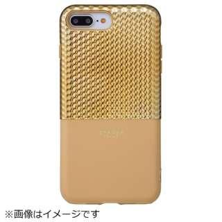 reputable site be4b7 795e2 ビックカメラ.com - iPhone 8 Plus / 7 Plus用 Hex Hybrid Case FLC2017PGL Gold
