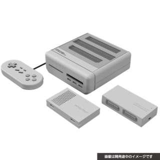 レトロフリークSFC用コントローラーアダプターセット [ゲーム機本体]