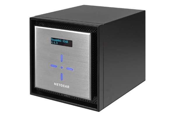 NAS(ネットワークハードディスク)のおすすめ13選 NETGEAR「ReadyNAS 524X」RN524XE4-100AJS