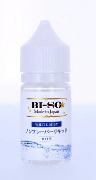 電子たばこ用リキッド WHITE MIST 「BI-SO」(30ml) LV-9102-449