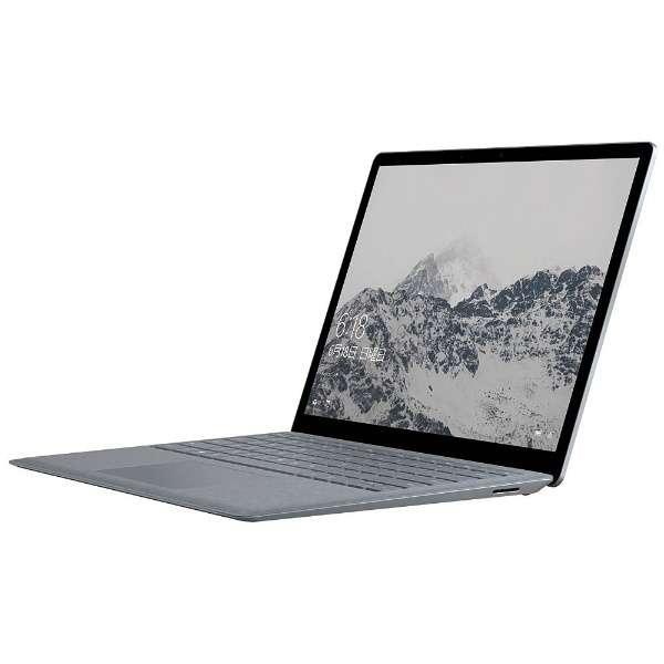 Surface Laptop[13.5型/SSD:128GB/メモリ:8GB /IntelCore i5/プラチナ/2018年6月モデル]KSR-00022 ノートパソコン サーフェス ラップトップ