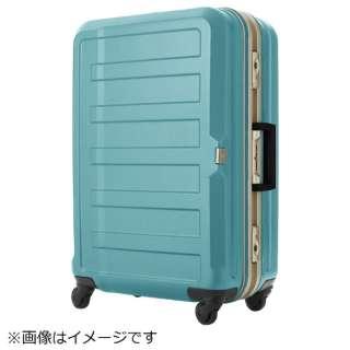 ポリカーボネート100%シボ加工スーツケース 5088-55-GR グリーン