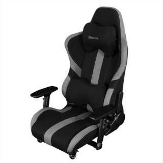 BC-LOC-950RR-BK ゲーミング座椅子 GAMING FLOOR CHAIR プロシリーズ ブラック