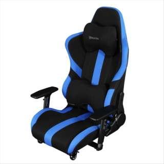 BC-LOC-950RR-BU ゲーミング座椅子 GAMING FLOOR CHAIR プロシリーズ ブルー