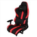 BC-LOC-950RR-RD ゲーミング座椅子 GAMING FLOOR CHAIR プロシリーズ レッド