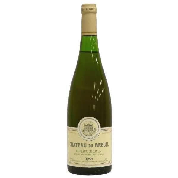シャトー・デュ・ブルイユ コトー・デュ・レイヨン 1954 750ml【白ワイン】