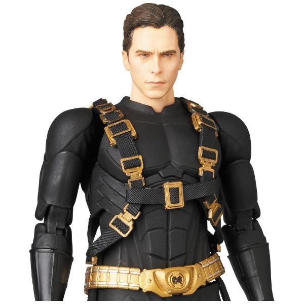 MEDICOM TOY MAFEX Mafekkusu No.079 Dark Knight Trilogy Bruce Wayne Figure
