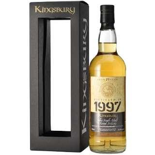 キングスバリー ゴールド ブナハーブン 1997  19年 700ml【ウイスキー】