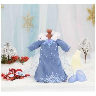 ずっとぎゅっと レミン&ソラン エルサ ドレスセット =アナと雪の女王 家族の思い出=