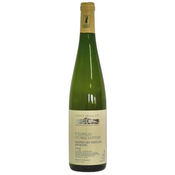 シャトー・ドルシュヴィール リースリング グラン・クリュ ケスレ 2004 750ml【白ワイン】