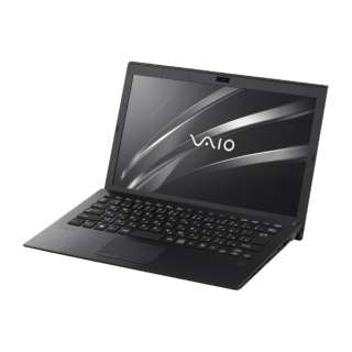 VJS13291111B ノートパソコン S13 ブラック [13.3型 /intel Core i5 /SSD:256GB /メモリ:8GB /2018年6月モデル]