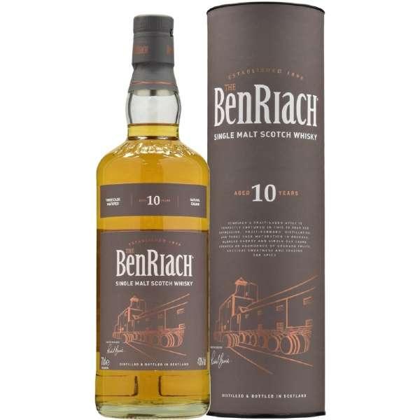 ベンリアック 10年 700ml【ウイスキー】