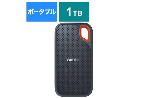 SSDの人気メーカー サンディスク(SanDisk)