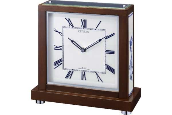 リズム時計「香蘭社」4RY713-006
