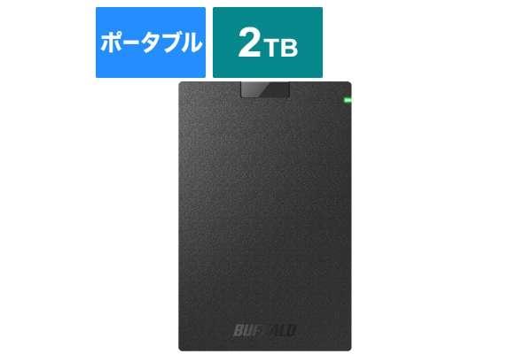 バッファロー HD-PCG2.0U3-GBA(2TB)