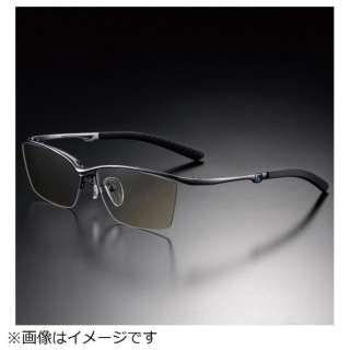 G-SQUAREアイウェア Casual Model ナイロール C2FGEN4BLNP8952 フレーム:ブラック、レンズ:グレー