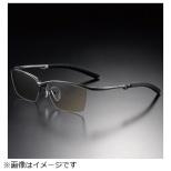 G-SQUAREアイウェア Casual Model ナイロール C2FGEN4BLNP8976 フレーム:ブラック、レンズ:ブラウン