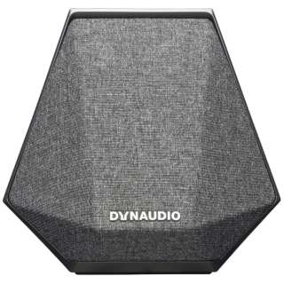 MUSIC 1 DARK GREY WiFiスピーカー ダークグレー [ハイレゾ対応 /Bluetooth対応 /Wi-Fi対応]