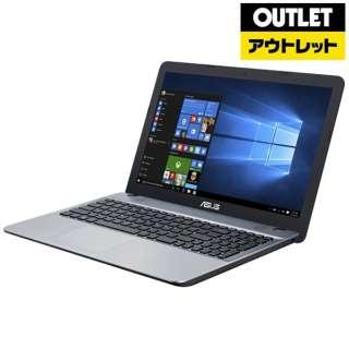 【アウトレット品】 15.6型 ノートPC[Win10 Home・Celeron・SSD 128GB・メモリ 4GB] VivoBook A541NAGO672T 【生産完了品】