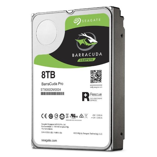 ST8000DM0004 [8TB SATA600 7200] 製品画像