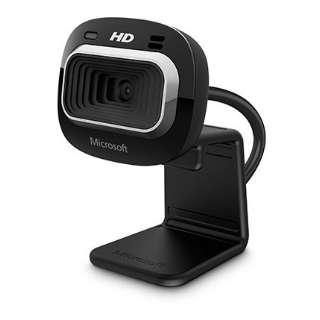 T3H-00019 ウェブカメラ LifeCam HD [有線]