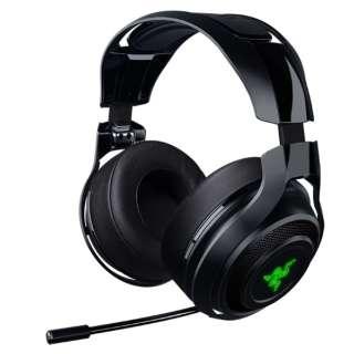 RZ04-01490100-R3A1 ゲーミングヘッドセット MANO WAR [ワイヤレス(USB) /両耳 /ヘッドバンドタイプ]