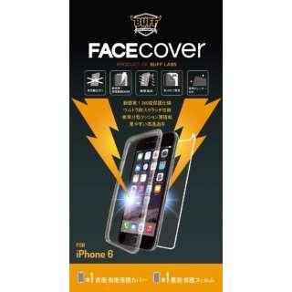 iPhone6用 FACECOVER ウルトラ衝撃吸収 360°