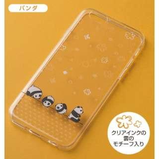iPhone6 (4.7) ソフトケース パンダ UT6101