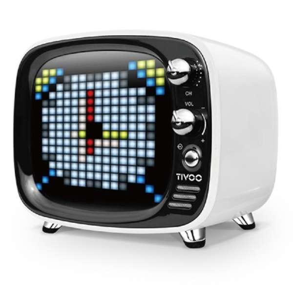 DIV-TIVOO-WH ブルートゥース スピーカー ホワイト [Bluetooth対応]