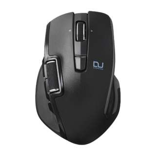 M-DWL01DBBK マウス ブラック [BlueLED /6ボタン /USB /無線(ワイヤレス)]